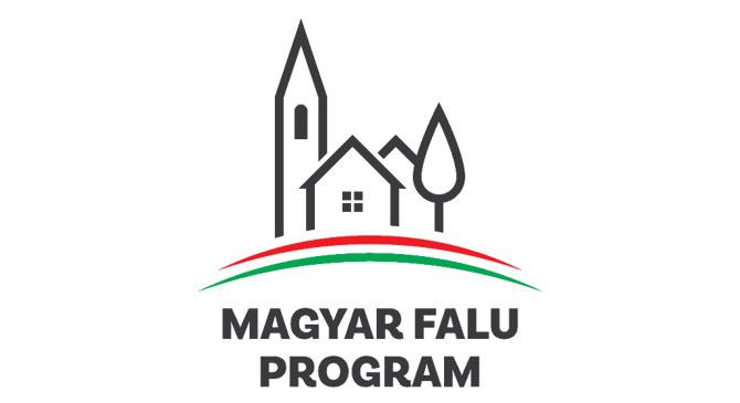 Magyar Falu Program hivatalos logója.
